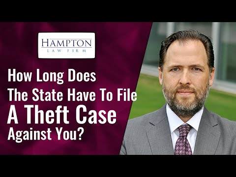 Get Your Theft Case Dismissed – A Former DA Breaks Down The Statute of Limitations! (2021)