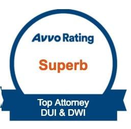 AVVO Superb Top Attorney DUI & DWI