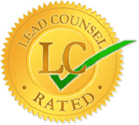 Legal Counsel Rated