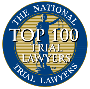 The National Trial Lawters Top 100 Trial Lawyers