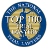 Jeff Hampton Rated Top 100 Trial Lawyer