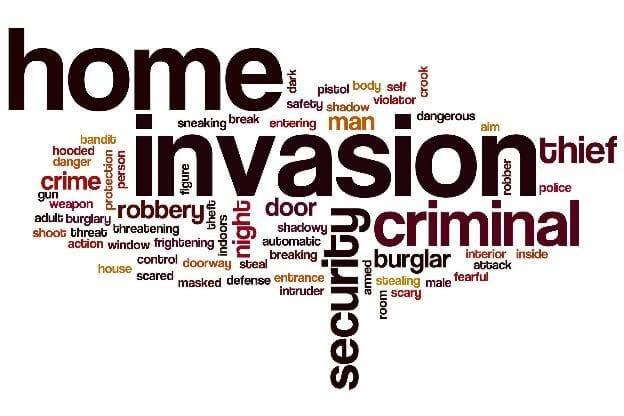 The Difference between Texas Home Invasion, Burglary, and Trespass