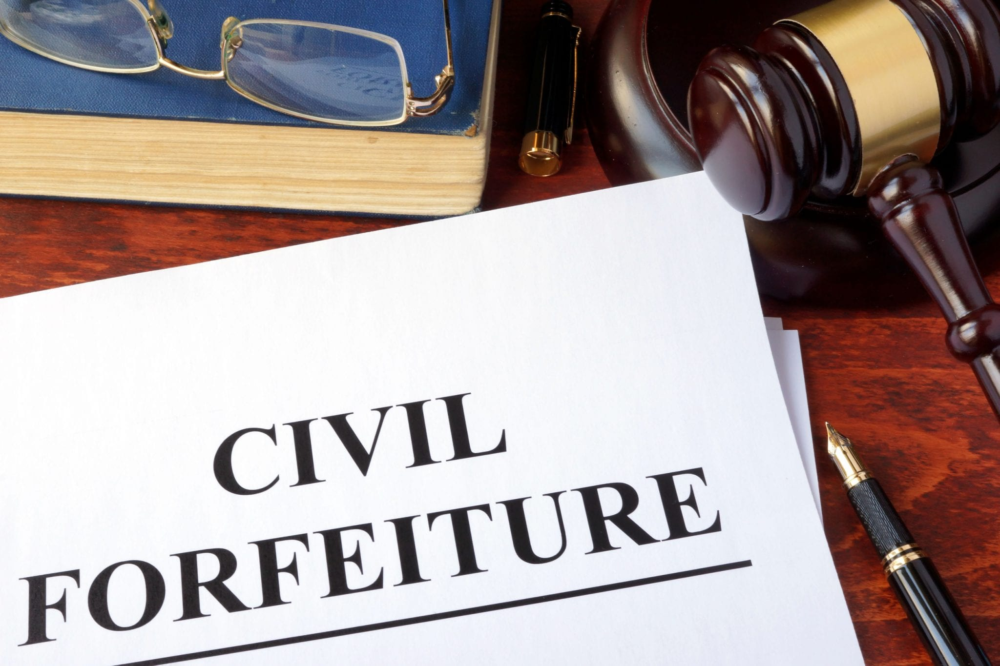 Accused of a Drug Crime? Beware Texas Civil Forfeiture Laws