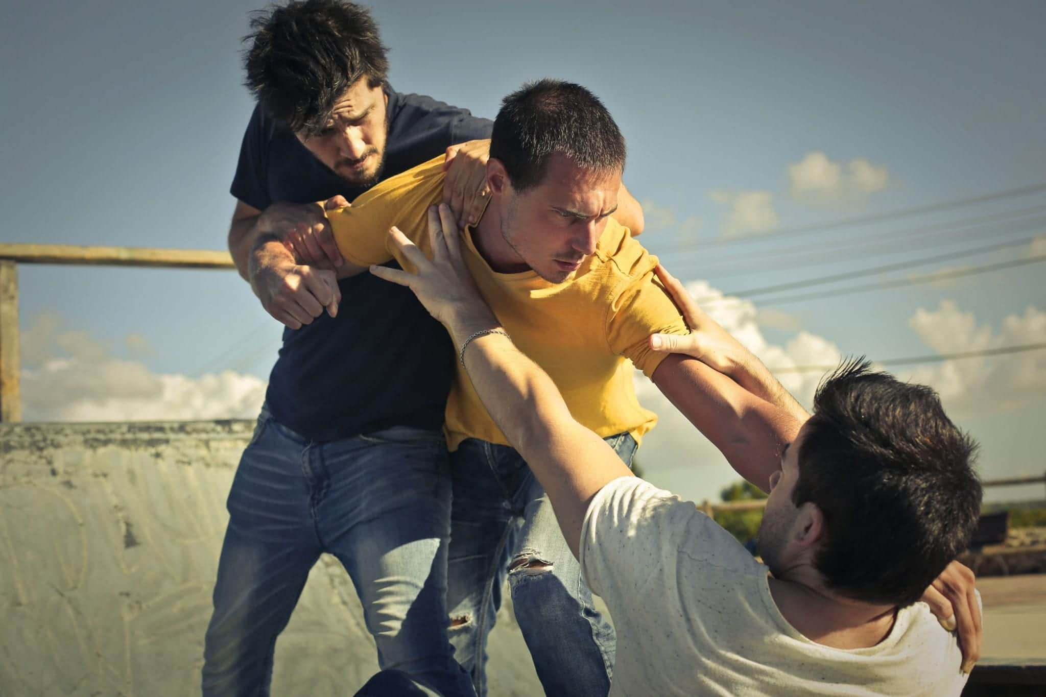 Simple Assault vs. Aggravated Assault in Texas
