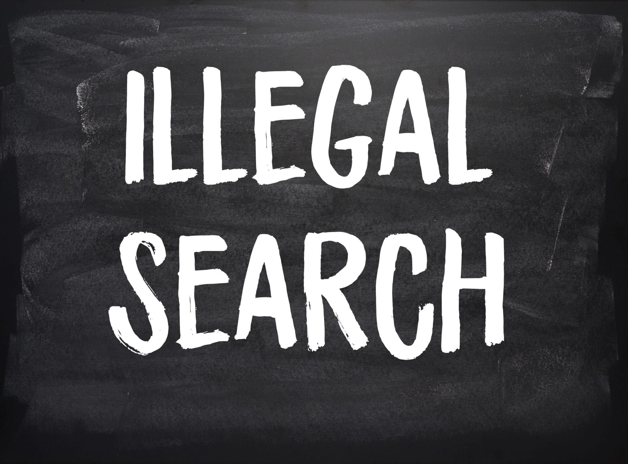 Texas Illegal Search & Seizure