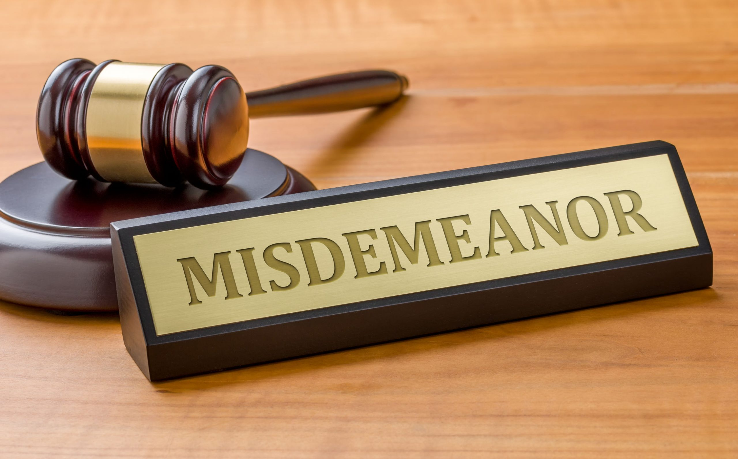 Fort Worth Misdemeanor Lawyer