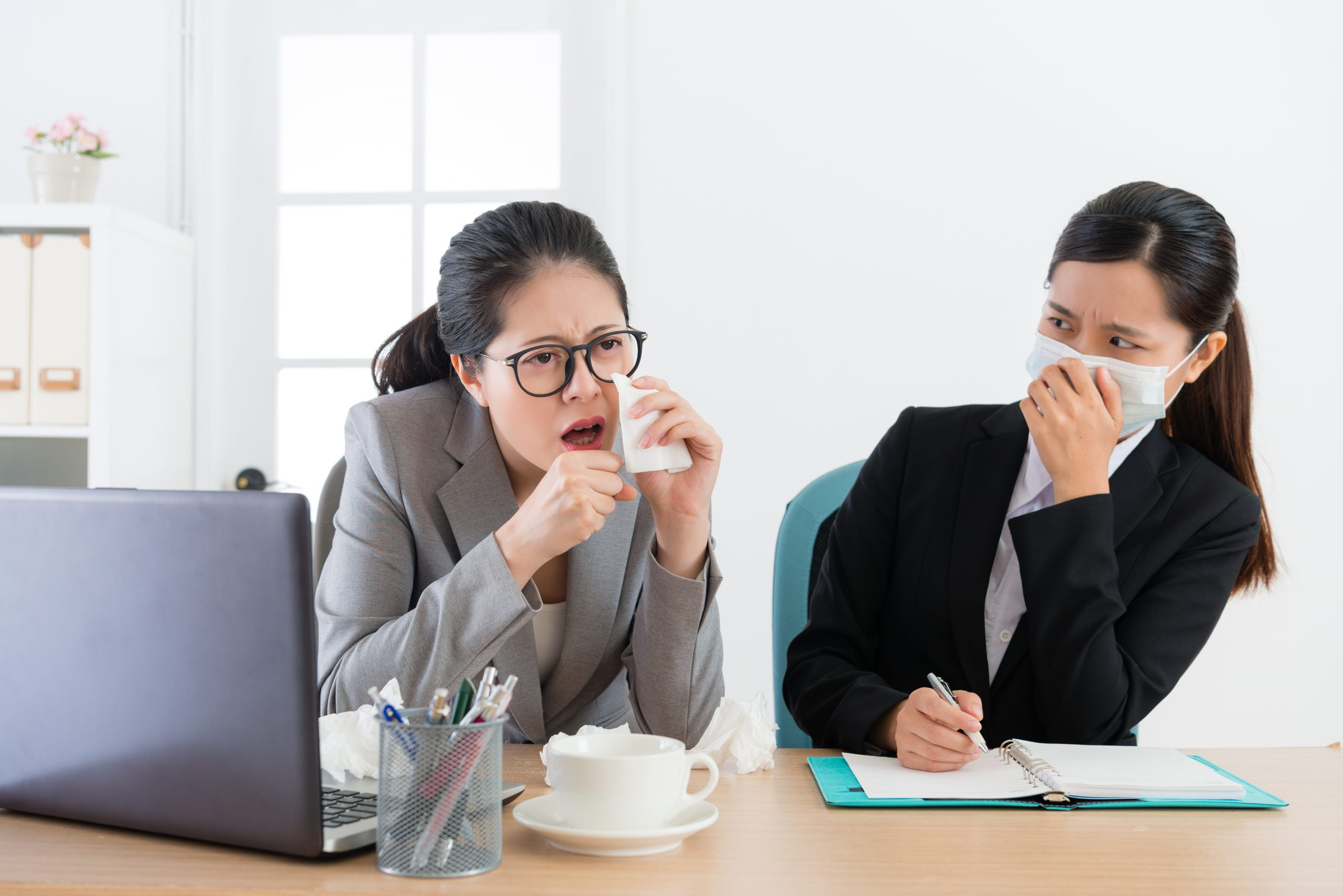 Could Coughing on Someone When You Have COVID-19 Be Assault in TX?