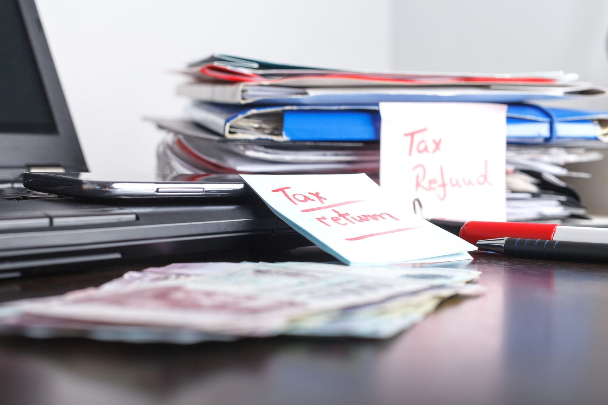 What Happens When Ordinary Texans Refuse to Share Tax Returns