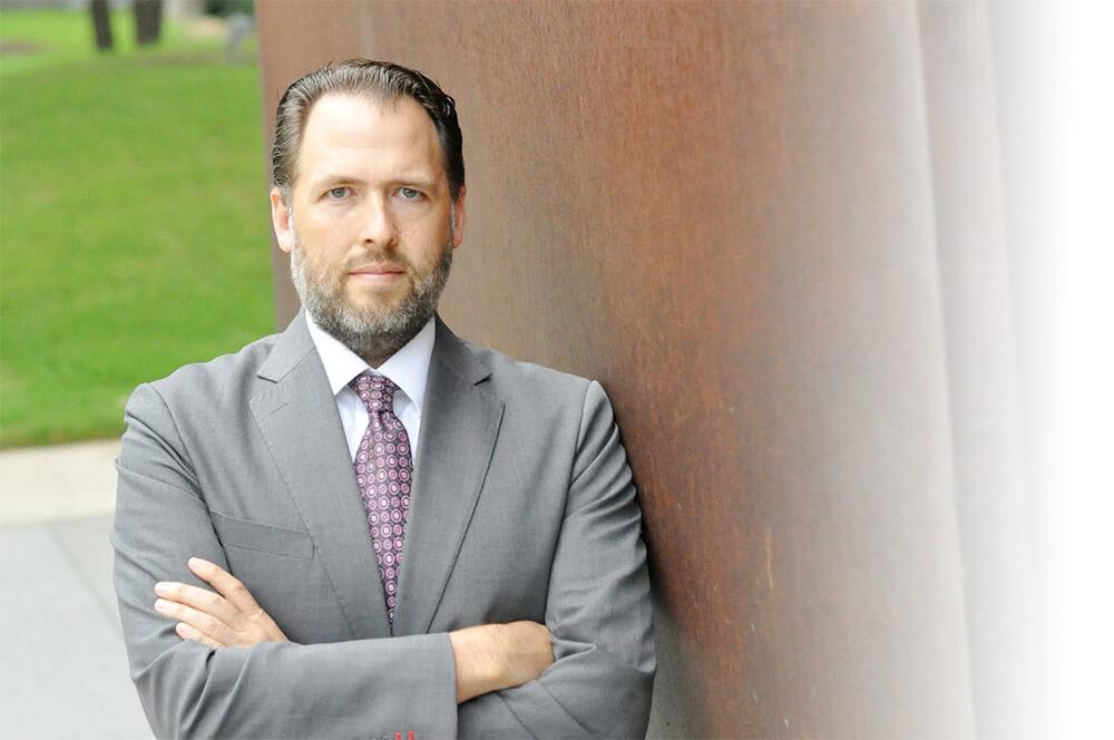 Criminal Attorney Jeff Hampton